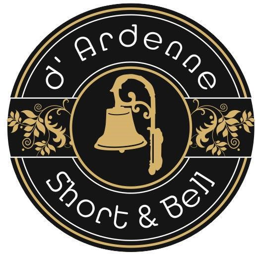 No 8 Shaving Soap d'Ardenne Short & Bell | Agent Shave