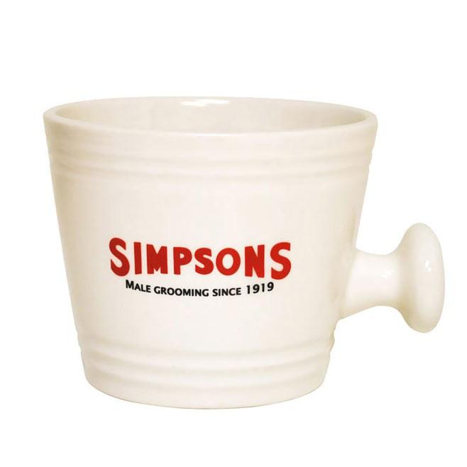 Simpsons Shaving Mug Small | Agent Shave